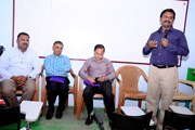 Director'Mr.Sadik, Shri.BASKARANPRO, Shri'ALAUDDIN IAS, Director Mr.Sivarajavel